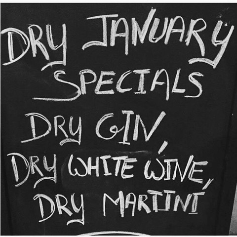 dry january competition